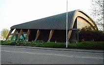 TL4658 : Multiyork, Coldhams Lane by Richard Sutcliffe