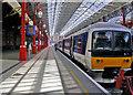 TQ2782 : Marylebone station, Platform 3 2011 by Ben Brooksbank