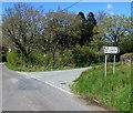 SN8040 : This way to Gorsaf Cynghordy/Cynghordy Station, Carmarthenshire by Jaggery