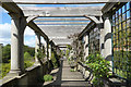 TQ2686 : The Pergola, Hill Gardens by Des Blenkinsopp