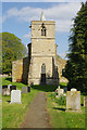 SK8306 : Braunston-in Rutland Church by Stephen McKay