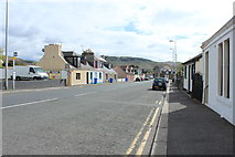 NX1896 : Glendoune Street, Girvan by Billy McCrorie
