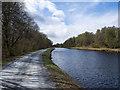NN1378 : Caledonian Canal near Torcastle by Trevor Littlewood