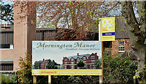 J3470 : Mornington Manor, Annadale, Belfast - April 2017(2) by Albert Bridge