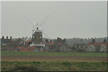 TG0444 : Cley Windmill by Malcolm Neal