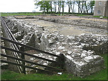 NY6166 : Birdoswald Roman Fort by G Laird