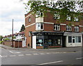 TQ1568 : The Frame Maker on an East Molesey corner by Jaggery