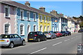 SN4562 : North Road, Aberaeron by M J Roscoe