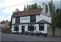 TM2130 : The Castle public house, Ramsey by JThomas