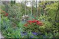 SH5573 : Springtime in the Upper Valley garden by Richard Hoare