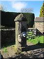 SE2230 : Tong village pump by Stephen Craven