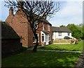 SK0205 : Houses on Lime Lane by John M
