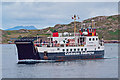 NM2823 : MV Loch Buie by Ian Capper
