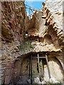 NH6363 : Castle Craig by valenta