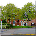 SO9198 : Veterinary practice in St George's Parade, Wolverhampton by Roger  Kidd