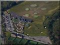 NS5071 : Great Western Golf from the air by Thomas Nugent