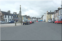 NX4355 : Main Street by Anthony O'Neil