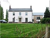 TG3204 : Broad Hall Farm (farmhouse) by Evelyn Simak