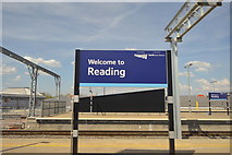 SU7173 : Reading Station by N Chadwick