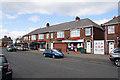 NZ3267 : Row of shops on Tynemouth Road by Bill Boaden