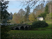 ST7733 : Stourhead Estate by Chris Gunns