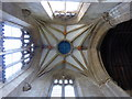 TF3024 : Church of All Saints: The Tower vaulting by Bob Harvey
