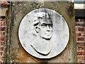 SJ9173 : Medallion: John Whitaker by Gerald England