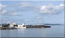 J5182 : Ballyholme Yacht Club by Eric Jones