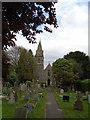 SU8586 : St Peter's Catholic Church, Marlow by Paul Gillett