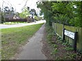 TG3018 : Horning Road West by Basher Eyre