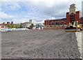 SO9198 : Wolverhampton Indoor Market redevelopment 7 by Roger  Kidd