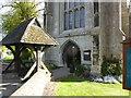 TF3024 : Church of All Saints:  Lych Gate by Bob Harvey