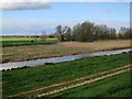 TL4179 : Counter Drain near Sutton Gault by Hugh Venables