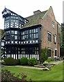SJ8969 : Gawsworth Hall, south wing by Alan Murray-Rust