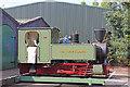 SK2406 : Statfold Barn Railway - The Green Dragon by Chris Allen