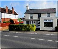 SO8005 : Joseph Martin, Bath Road, Stonehouse by Jaggery