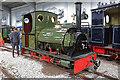 SK2406 : Statfold Barn Railway - Liassic by Chris Allen
