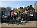 TG0743 : Cookies Crab Shop by Hugh Venables