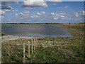 TL4682 : New reservoir, Byall Fen by Hugh Venables
