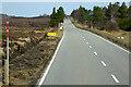 NJ0133 : The Old Military Road, Dava Moor near Upper Derraid by David Dixon