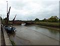 TM3957 : River Alde at Snape Maltings by PAUL FARMER