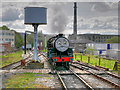 SD8022 : A Day Out with Thomas, James Arrives at Rawtenstall by David Dixon