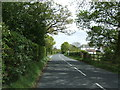TM0119 : Abberton Road towards Fingrinhoe by JThomas