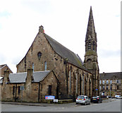 NS4765 : Mossvale Community Church by Thomas Nugent