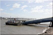 SJ3290 : Seacombe Ferry Pier Head by Jeff Buck