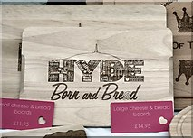 SJ9494 : Hyde Born and Bread by Gerald England