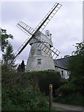 TL6830 : Gibraltar Mill by Keith Evans