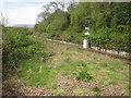 NS2784 : Rhu railway station (site), Argyll and Bute by Nigel Thompson