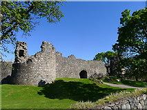 NN1275 : Inverlochy Castle by Tim Heaton