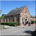 SK2731 : Etwall: the Methodist Church by John Sutton